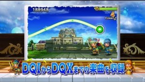 Primer tráiler de Theatrhythm Dragon Quest