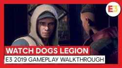 Primer tráiler de Watch Dogs Legion