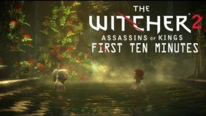 Primeros diez minutos de The Witcher 2