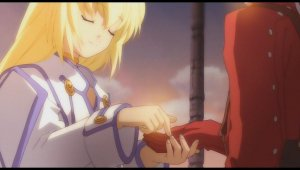 Primeros minutos de Tales of Symphonia: Dawn of the New World