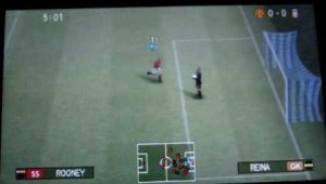 Pro Evolution Soccer 2009 Gameplay