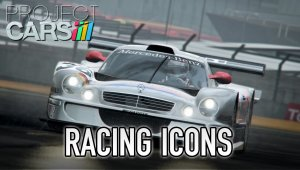 Project CARS - Pack de Coches Icónicos