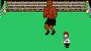 Punch Out NES - Mike Tyson