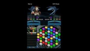 Puzzle Quest Galactrix Gameplay
