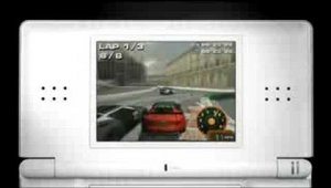 Race Driver GRID Nintendo DS Trailer gameplay