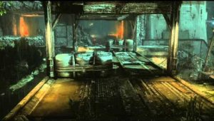 Re-edición de Bullet Marsh en Gears of War 3