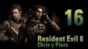 RE6 - Campaña coop. Chris y Piers - Cap 5.1