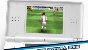 Real Football 2008 Trailer Nintendo DS