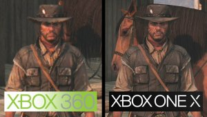 Red Dead Redemption - Comparativa entre Xbox 360 y Xbox One X