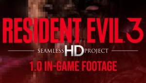 Resident Evil 3 Seamless HD Project