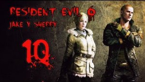 Resident Evil 6 - Campaña Jake y Sherry - Capitulo 4 parte 2