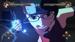 Road to Boruto - Gameplay de Sarada y Sakura