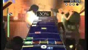 Rock Band 2 Gameplay