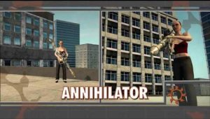 Saints Row 2 Vehicles and Weapons