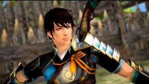 Samurai Warriors Chronicles 3 presenta sus personajes masculinos