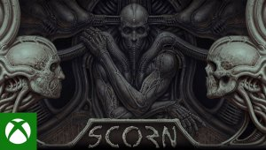 Scorn Gameplay Trailer