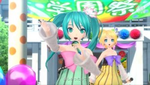 Sega presenta el primer gameplay de Project Diva F 2nd