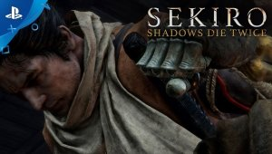 Sekiro: Shadows Die Twice - Tráiler de Gameplay