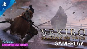 Sekiro: Shadows Die Twice - Video Gameplay