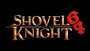 Shovel Knight para Commodore 64 - Broma del April Fools
