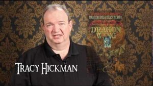 Shroud of the Avatar - Vídeo Tracy Hickman