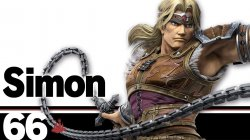 Simon Belmont se une a Super Smash Bros. Ultimate