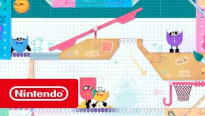 Snipperclips - Modo Party