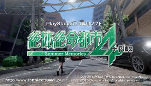 Sobrevive a un desastre natural con Disaster Report 4 Plus: Summer Memories para PS4