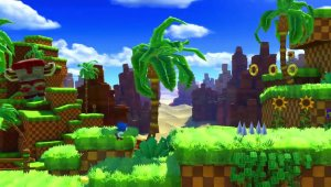 Sonic Forces - Nuevo gameplay con Green Hill como protagonista