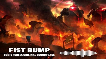 Sonic Forces - Tema vocal Fist Bump