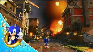 Sonic Forces - Tráiler con gameplay de mayor calidad
