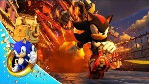 Sonic Forces - Tráiler con gameplay del episodio de Shadow