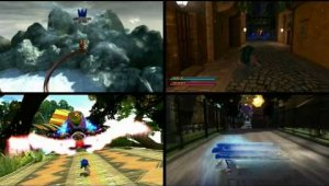 Sonic Unleashed E3 Trailer