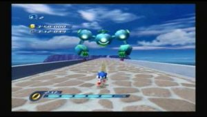 Sonic Unleashed Gameplay PS2