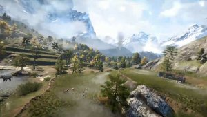 Sony muestra en su conferencia el primer gameplay de Far Cry 4