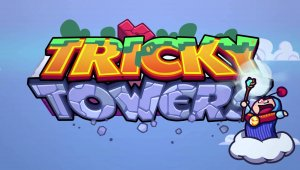 Sony presentaTricky Towers para PS4