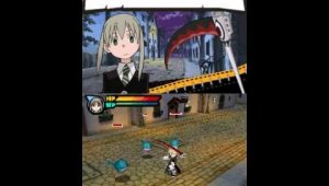 Soul Eater DS Gameplay