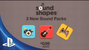 Sound Shapes DLC Packs #1 Trailer