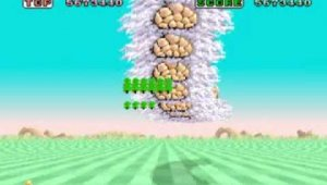 Space Harrier extenso gameplay