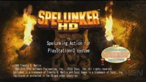 Spelunker HD Trailer