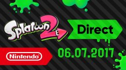 Splatoon 2 Direct - 06.07.2017