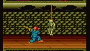 SplatterHouse Gameplay