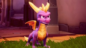 Spyro Reignited Trilogy - Gameplay del nivel de Coloso