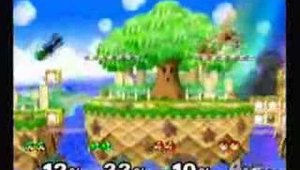 SSB Melee - Gameplay