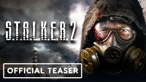 S.T.A.L.K.E.R. 2 Official In-Engine Gameplay Teaser