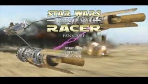 Star Wars Racer con UE4
