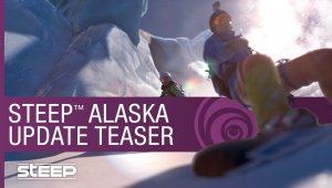 Steep - Teaser de Alaska