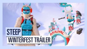 Steep - Tráiler de Winterfest, segundo pack descargable