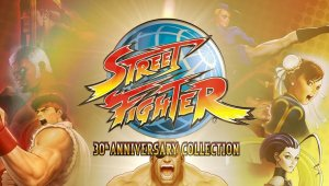 Street Fighter 30th Anniversary Collection llegará en 2018