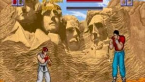 Street Fighter I Gameplay